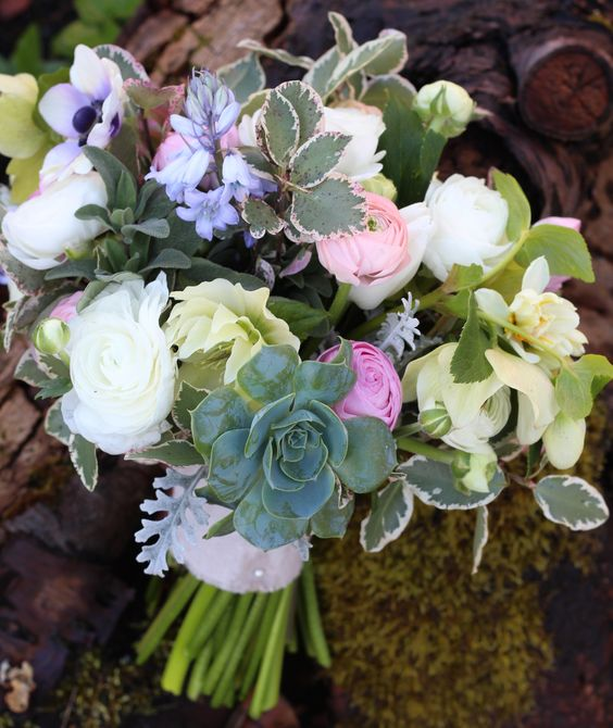 Wedding Bouquets In April : Flowers for wedding bouquets in april the best ideas
