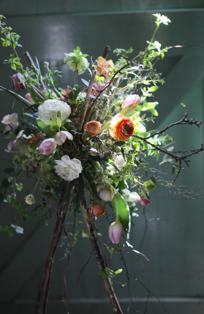Spring Wedding Flowers Tuckshop Flowers