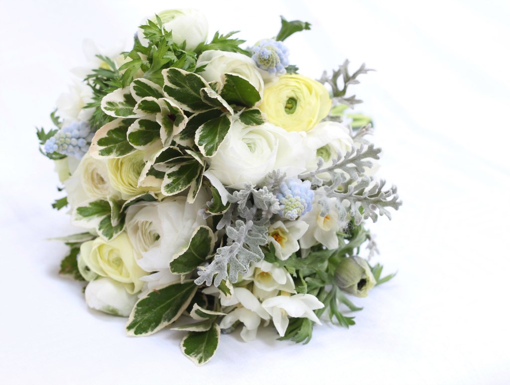 Spring Wedding Flowers Tuckshop Flowers