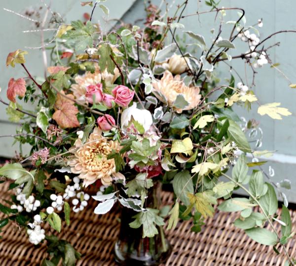Wedding Flowers Warwickshire: Winter Wedding Flowers
