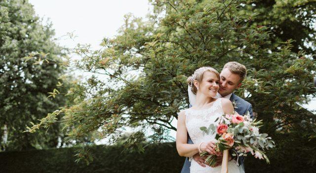 An English Garden June Wedding