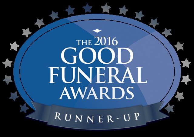 Good Funeral Awards 2016  Funeral Florist West Midlands