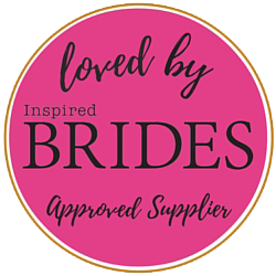 Tuckshop Flowers is an Inspired Brides approved supplier