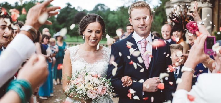 Guide prices for bespoke wedding flowers Birmingham West Midlands UK