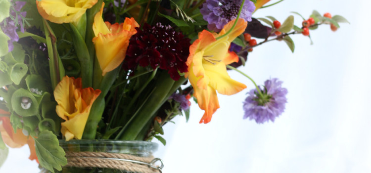 Green and eco-friendly flowers Birmingham
