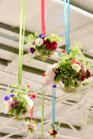 flowers for event venue dressing Birmingham, West Midlands, Warwickshire