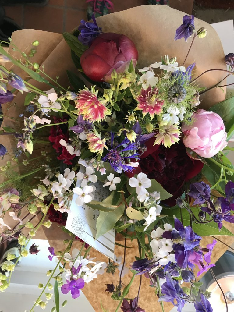 Fresh natural flower bouquets for local delivery in Kings Norton, Selly Oak, Cotteridge, Bournville, Selly Park, Northfield.
